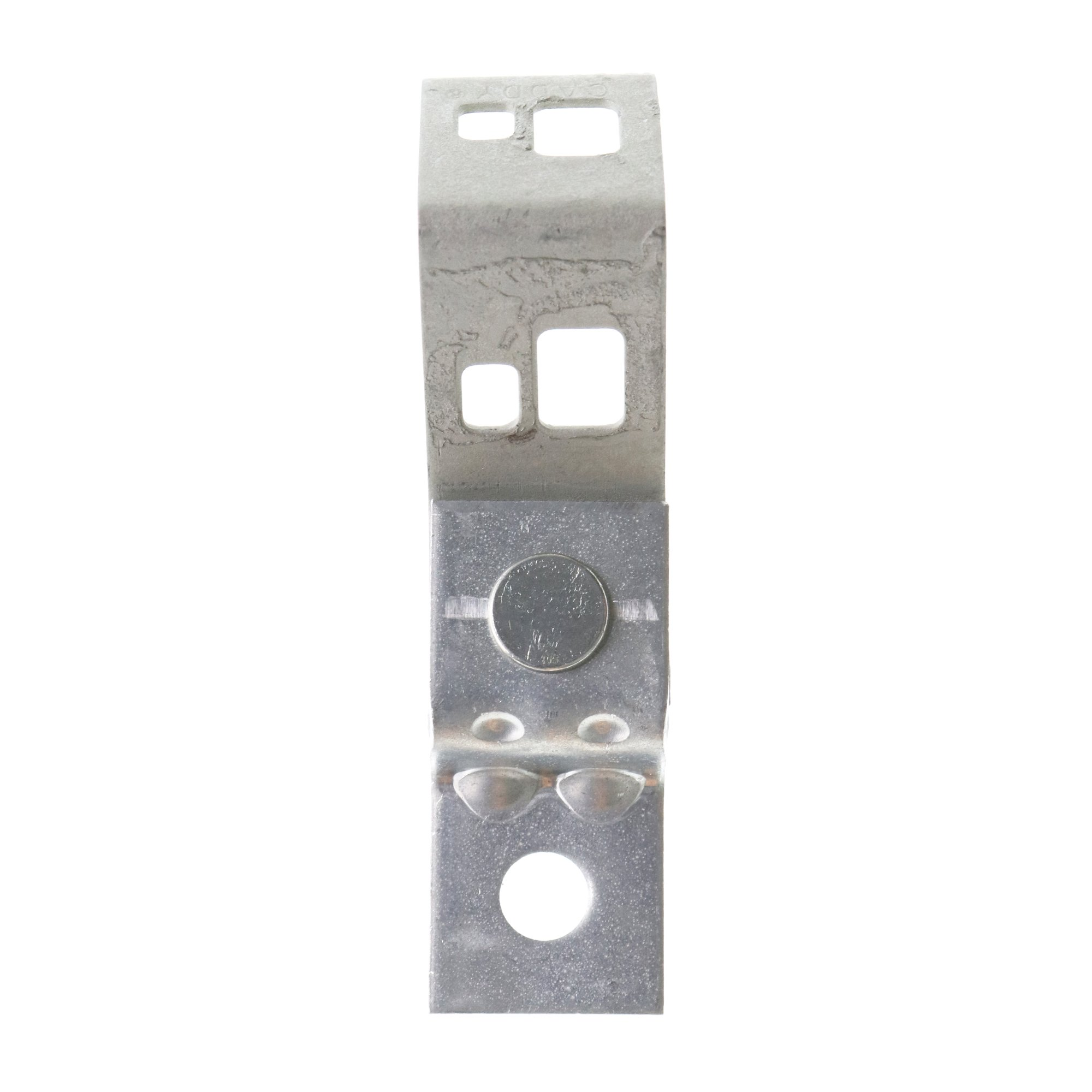 Caddy Erico 708AO Push Install Rod/Wire Hanger, Offset Angle Bracket, (100-Pack)