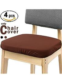 Shop Amazon.com   Dining Chair Slipcovers