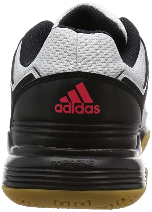 huge selection of 395c5 72a76 adidas Essence 12 W, Chaussures de Handball Mixte Adulte,  Multicolore-NegroBlancoVerde (NegbasFtwblaVerimp), 46 23 EU  Amazon.fr Chaussures et Sacs