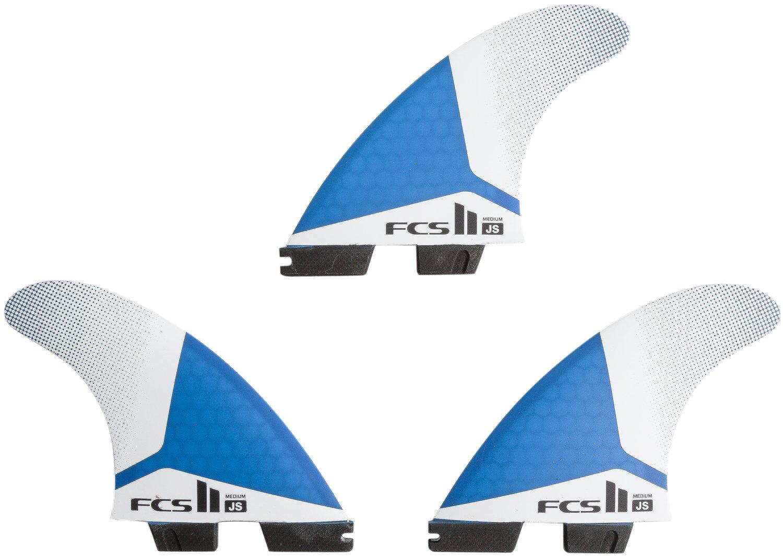 FCS2(エフシーエス2) フィン ジェイエス シェイパー パフォーマンスコア 3本セット JS SHAPER PERFORMANCE CORE M(参考体重65~80kg)