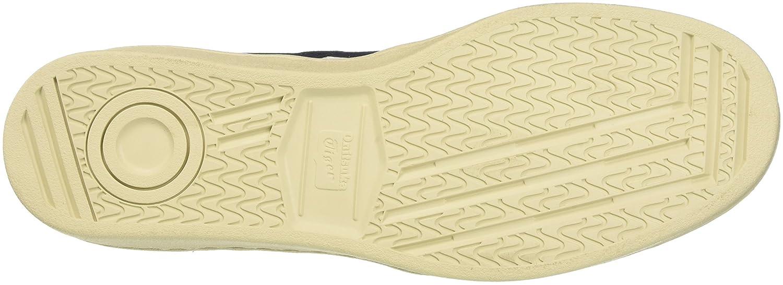 Asics Unisex-Erwachsene Gsm Gymnastikschuhe Elfenbein (White/Navy)