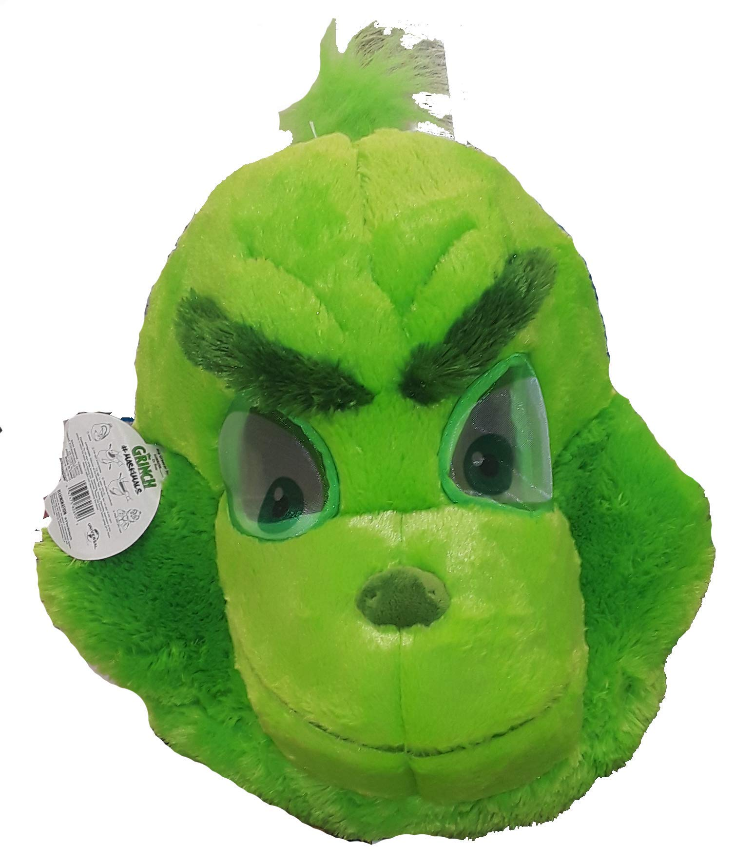Illumination The Grinch Who Stole Christmas Costume Halloween Mask