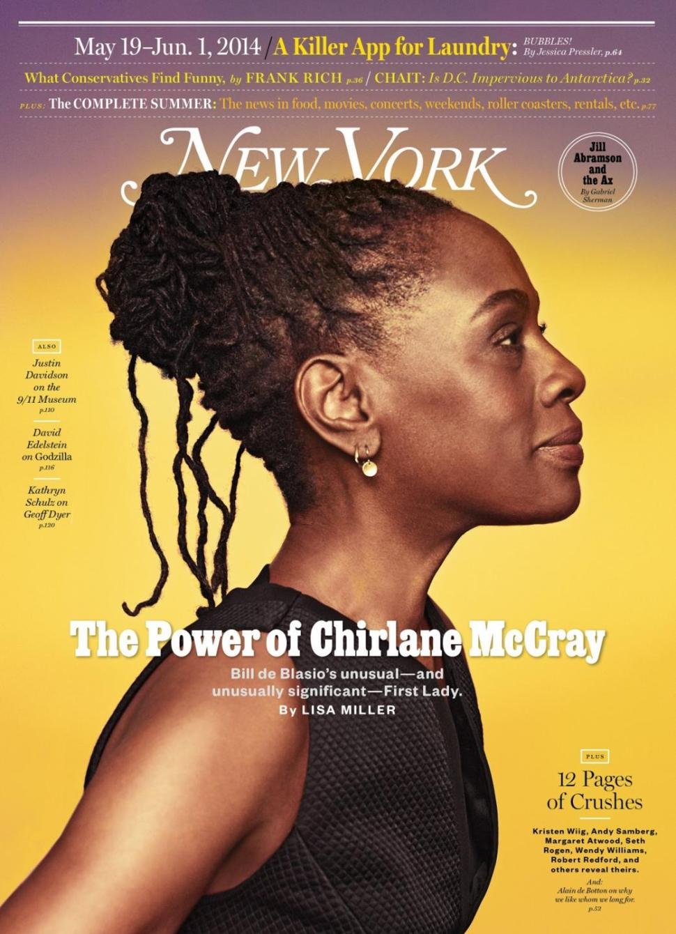 Image result for pics of chirlane mccray and de blasio