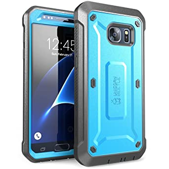 Supcase SUP-GalaxyS7-UBPro-Blue/Black Samsung Galaxy S7 Tok