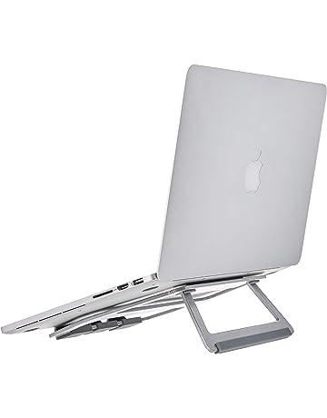 Supporti per notebook Soundlab Treppiede Appoggio portatile con ripiano per mouse