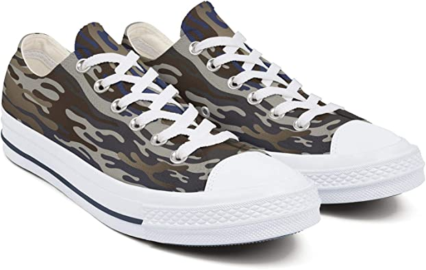 Womens Camo Army Camouflage Military