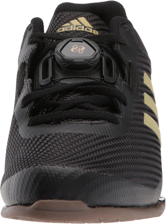 adidas Leistung.16 II, Puissance : 16 II Homme Core Black Matt Gold Core Black