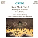 Grieg - Piano Works, Vol. 5