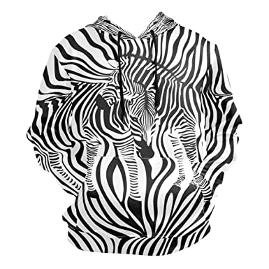 f729374732c3 Zebra Animal Texture Hoodie for Pullover Long Sleeves Thin Workout  Sweatshirts at Amazon Men's Clothing store: