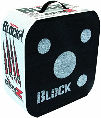 Best Archery Target : Block GenZ Series Youth Archery Arrow Target