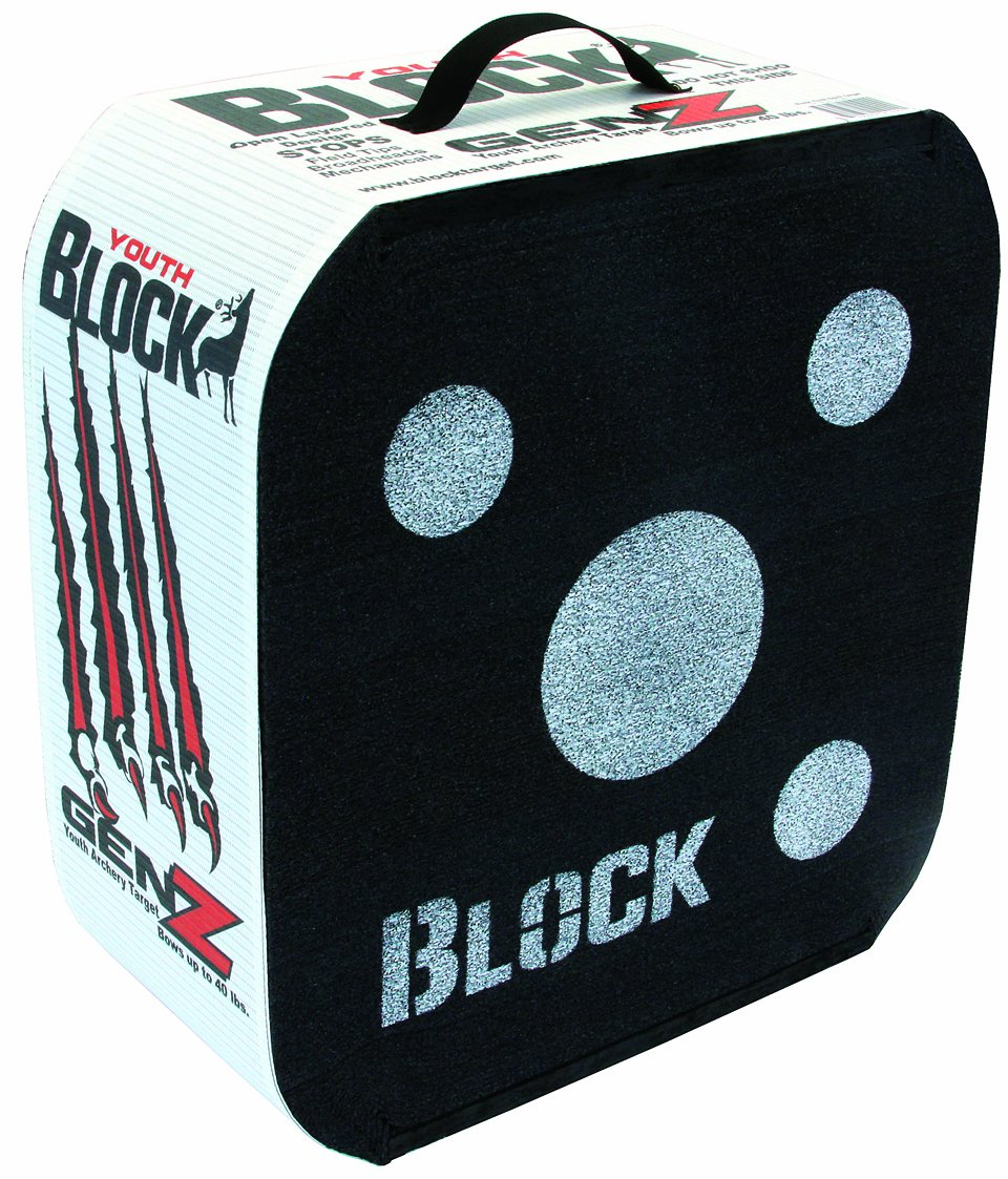 Field Logic Youth Block GenZ Open Target
