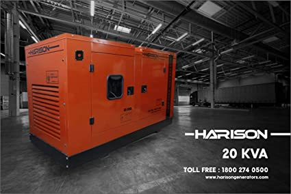 Harison Generators 20 KVA (HG20K) Single Phase
