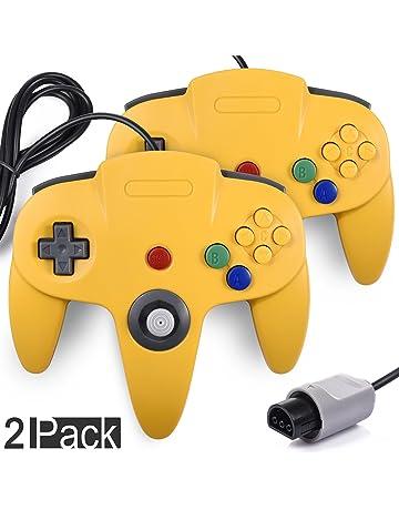 Amazon Com Nintendo 64 Video Games Accessories Games Consoles