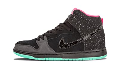 nike dunk high mens pink