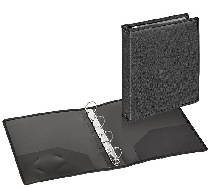Veloflex 4141880 - Archivador A4 con anillas: Amazon.es: Oficina y papelería