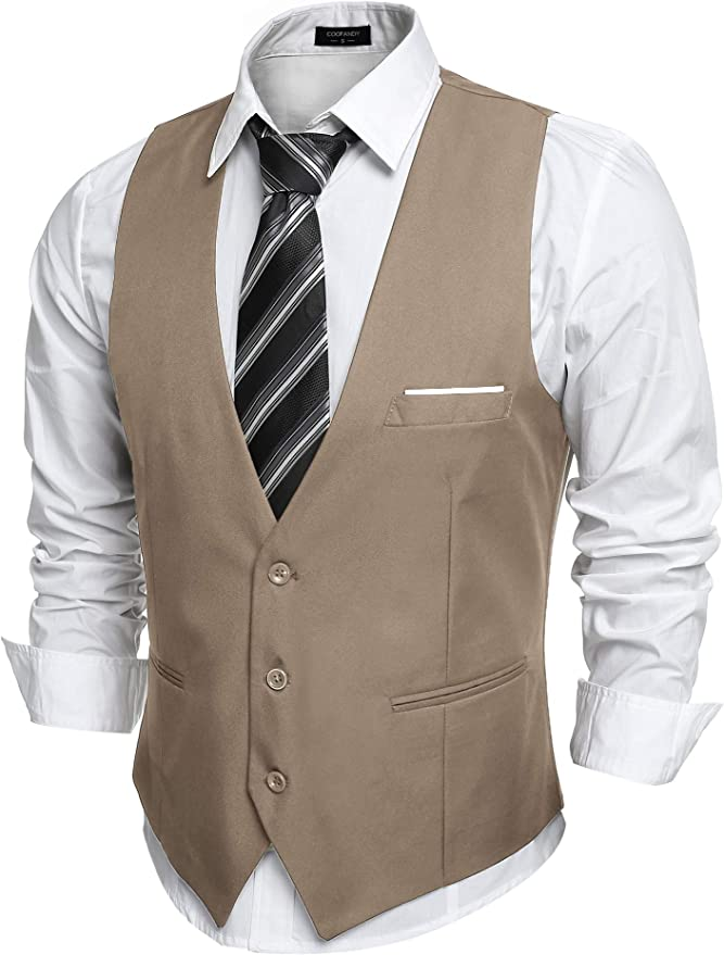 Casual 1920s wedding suit
