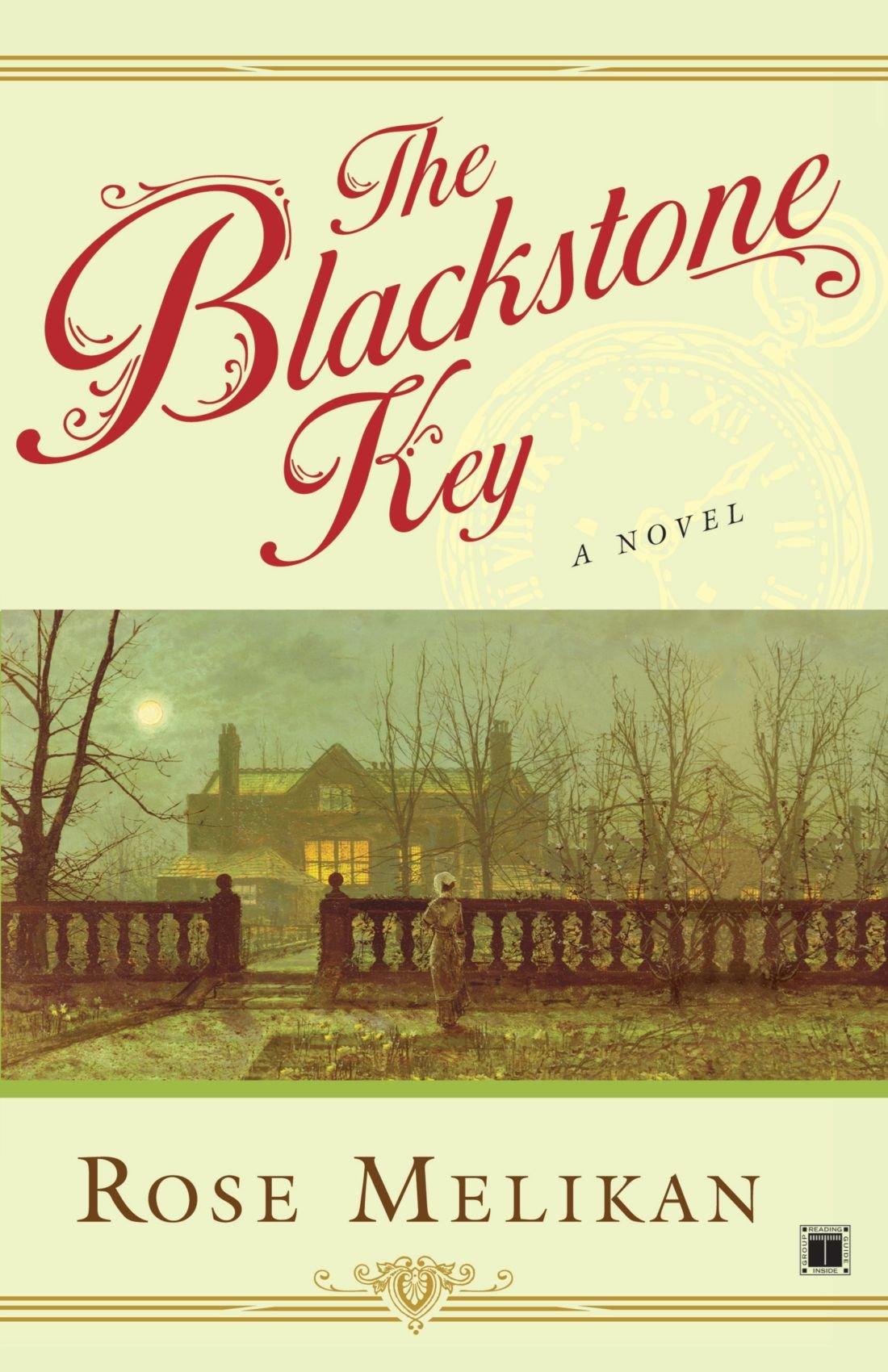 Download The Blackstone Key: A Novel pdf
