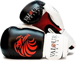Gants de boxe d'entraînement Sparring 454g pour adulte Idéals pour entraînement de kickboxing
