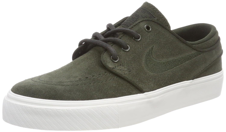 Nike Unisex-Erwachsene Stefan Janoski (GS) Sneaker  37.5 EU|Gr眉n (Green/Green/White 525104-304)