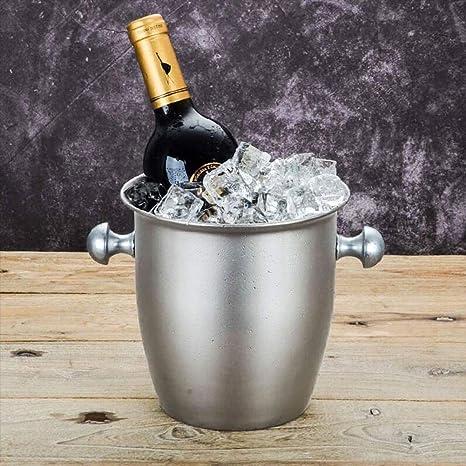Compra YZBT-ice bucket Acero Inoxidable Cubeta de Champán ...