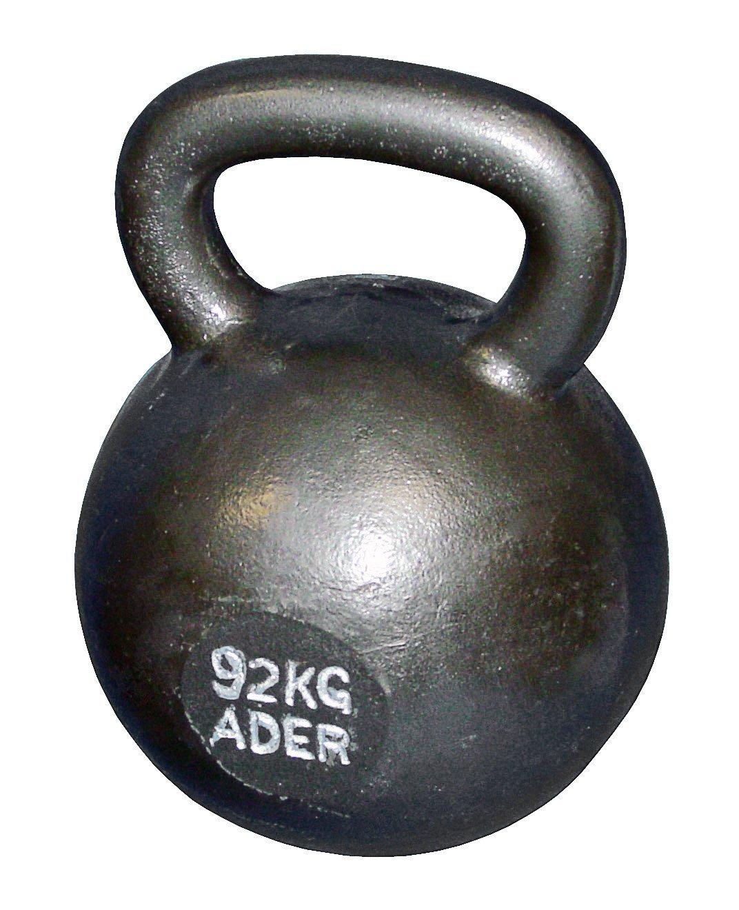Ader Premier Kettlebell Kg: Ader Premier Monster Kettlebell- (92kg)