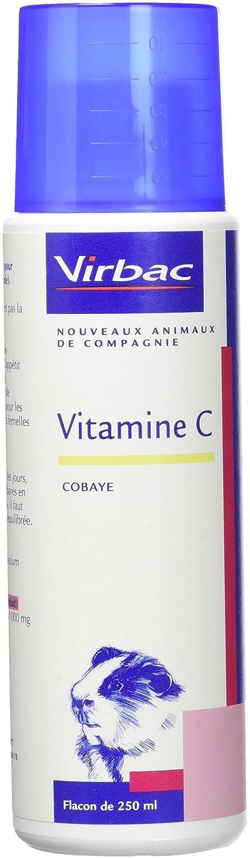 Vitamine C Cobaye Flacon 250 ml Virbac