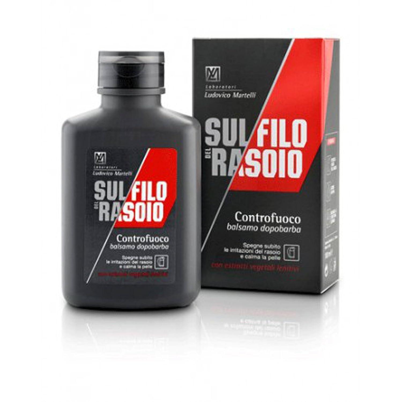 Crema After Shave Antioxidante contra Irritacion Balsamo Sul Filo Rasoio M01017 ONOGAL