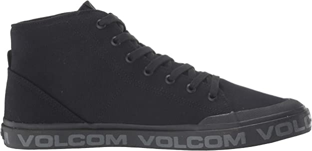 Volcom Mens Fi Hi Top Vulcanized Shoe Skate V4011774