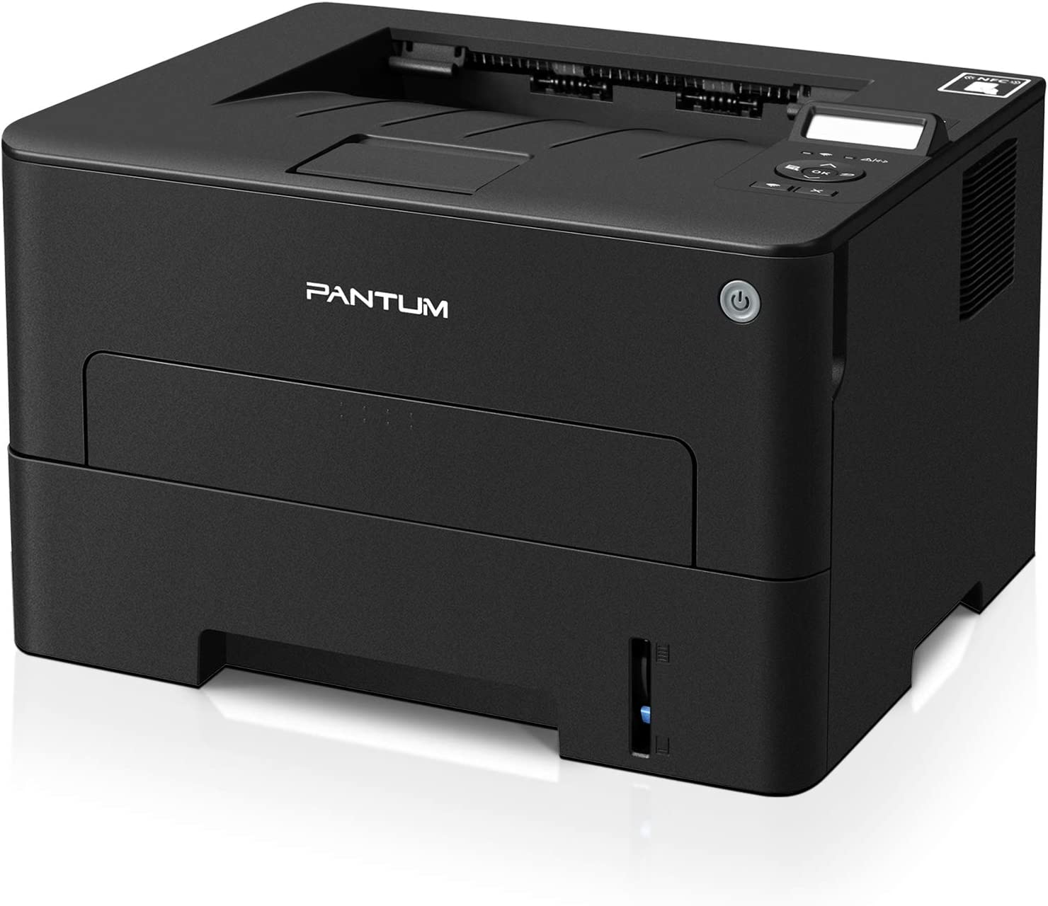 Wireless Black and White Laser Printer with Auto Duplex Printing and NFC, Printing up to 33ppm, Pantum P3302DW