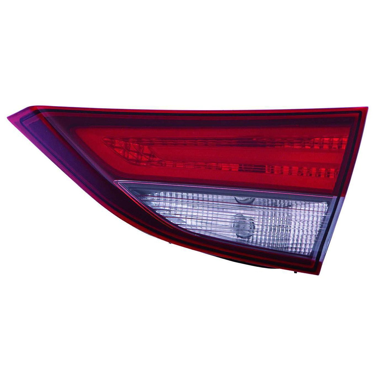 OE Replacement Tail Light Assembly HYUNDAI ELANTRA SEDAN 2014-2016 Multiple Manufacturers HY2803128C Partslink HY2803128