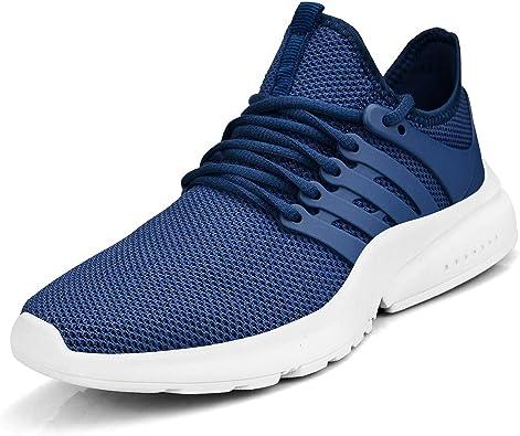 ZOCAVIA - Zapatillas deportivas para hombre y mujer, ligeras y transpirables, color, talla 36 1/3 EU: Amazon.es: Zapatos y complementos