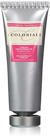 I Coloniali Deodorant Cream, Passion Flower, 1.7 Fluid Ounce
