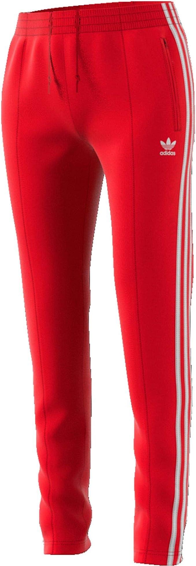 adidas SST TP W Trainingshose Scarlet: : Sport