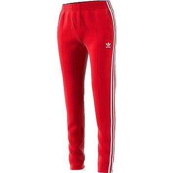 Demonio Malentendido aleatorio  adidas SST TP W Pantalón de Deporte Scarlet: Amazon.es: Deportes y ...