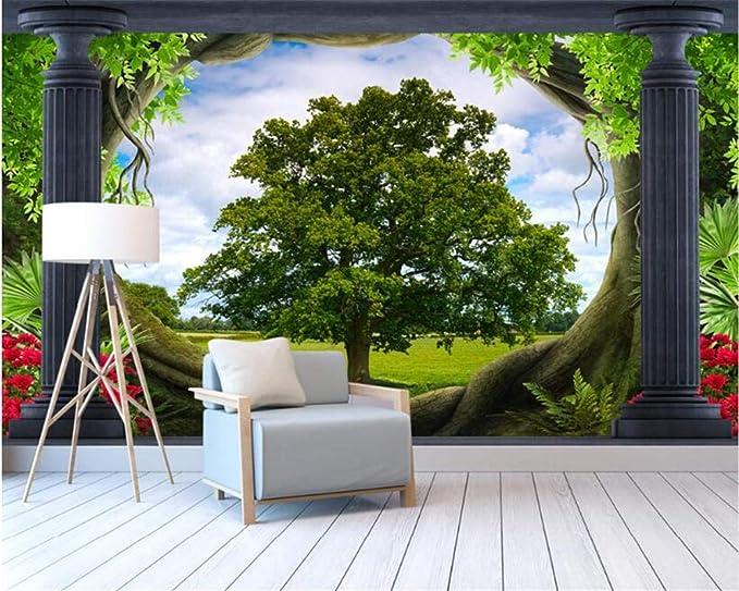 Papel pintado para paredes Papel pintado personalizado de pintura ...