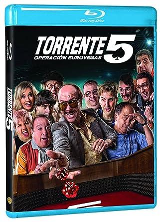 Torrente 5 Blu-Ray [Blu-ray]: Amazon.es: Santiago Segura ...