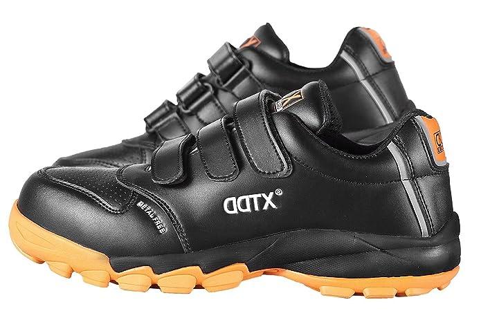 24fe208b4d52f Amazon.com: DDTX Unisex Metal Free Cap Smash Proof Work Shoes ...