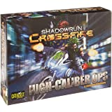 "Catalyst Jeu Labs ""Shadowrun Crossfire Mission 1 Haute Caliber Ops"" Jeu"
