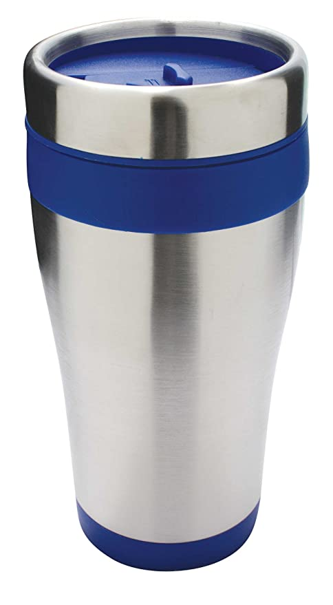 Amazon.com: 16 oz. Botella Vaso con acero inoxidable Shell y ...