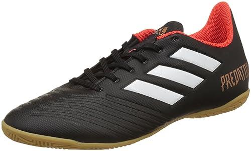 buy online 2e6b3 f6547 Adidas Predator Tango 18.4 In, Zapatillas de fútbol Sala para Hombre, Negro  (Core BlackFTWR WhiteSolar Red), 39 13 EU Amazon.es Zapatos y  complementos