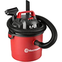 $40 » Vacmaster Red Edition VOM205P 1101 Portable Wet Dry Shop Vacuum 2.5 Gallon 2 Peak HP 1-1…