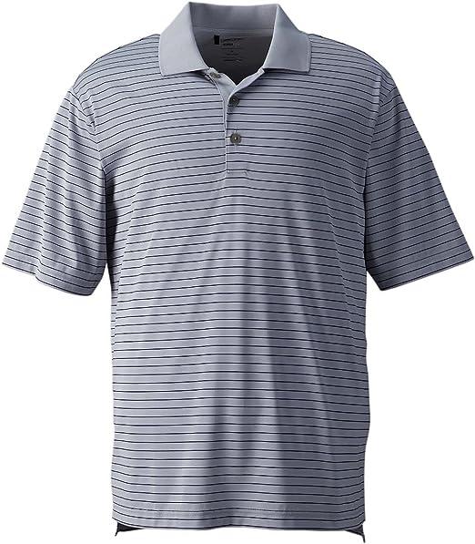 adidas Lápices de Hombre de Golf Climalite Diseño de Rayas Polo de ...