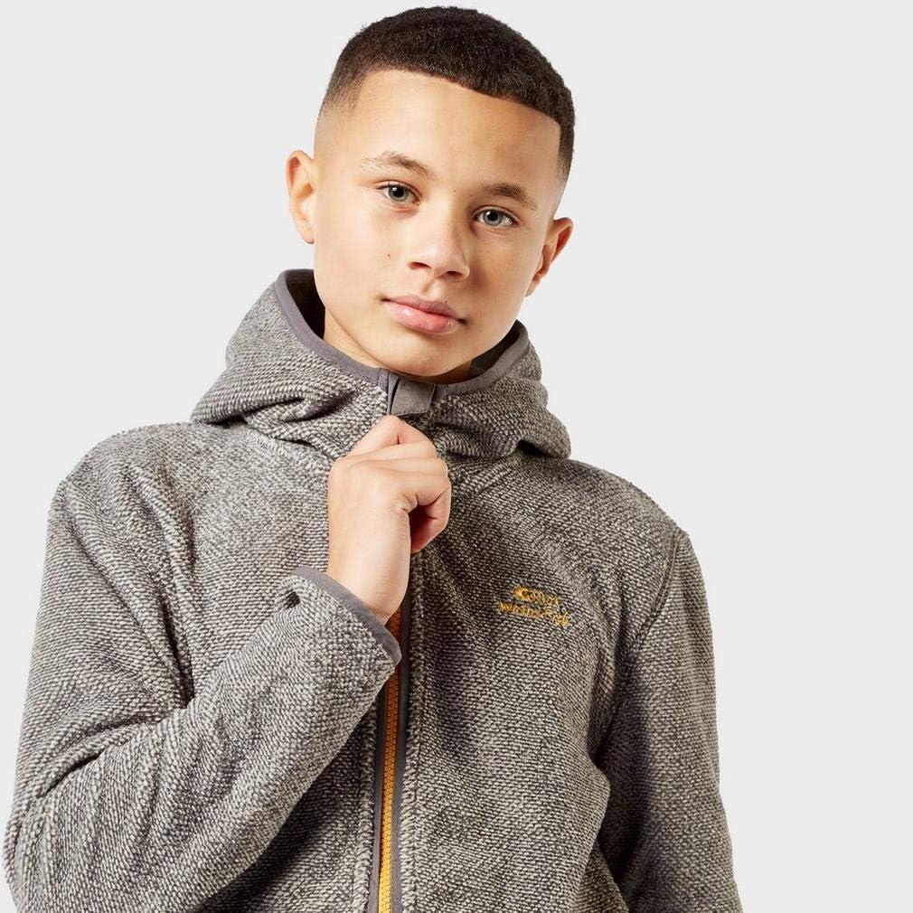 Weird Fish Kids Dobson Full Zip Hooded Jacket