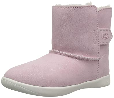 8e7a71fd0c8 UGG Toddler Girl's Keelan Ankle Boot: Amazon.co.uk: Shoes & Bags