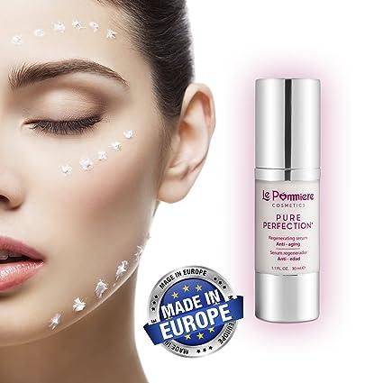 seleziona per genuino Più affidabile ampia scelta di colori Miglior Siero viso Idratante anti invecchimento + Acido Ialuronico ...