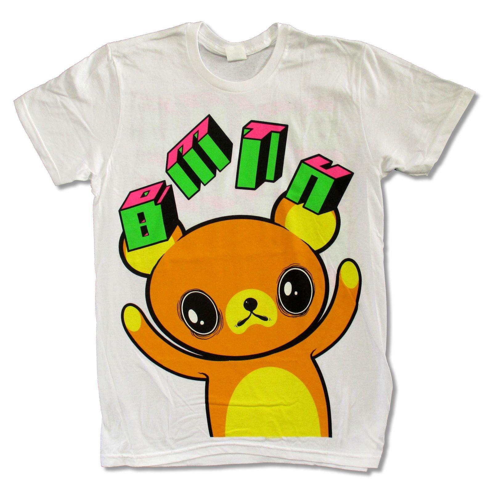 Bring Me The Horizon Rilakuma T Shirt 9872