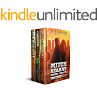 Mitch Kearns Combat Tracker Series Boxed Set, Volumes 1-3: Dead in Their Tracks, Counter-Strike, The Kill List