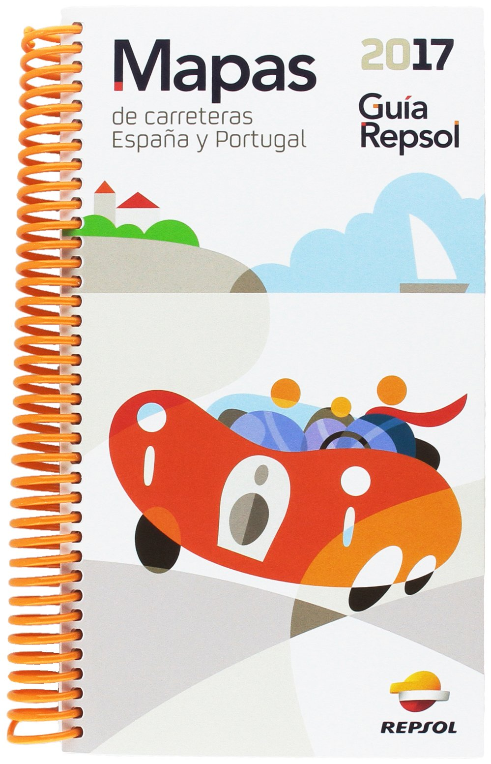 Guia Repsol 2017 Aa Vv 9788487980428 Amazon Com Books