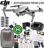DJI Mavic Pro Platinum Collapsible Quadcopter EVERYTHING YOU NEED Ultimate Bundle