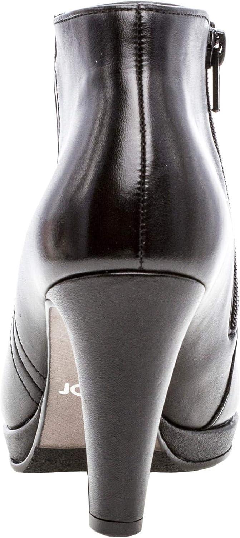 Gabor Basic 35.860.27 - Stivaletti di grandi dimensioni, da donna, colore: nero Nero